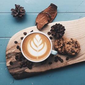 Cappuccino - Parfum pour bougies