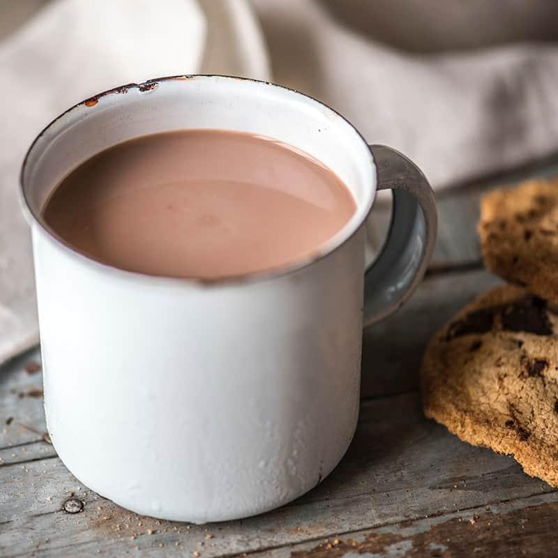 Chocolat chaud - Parfum pour bougies