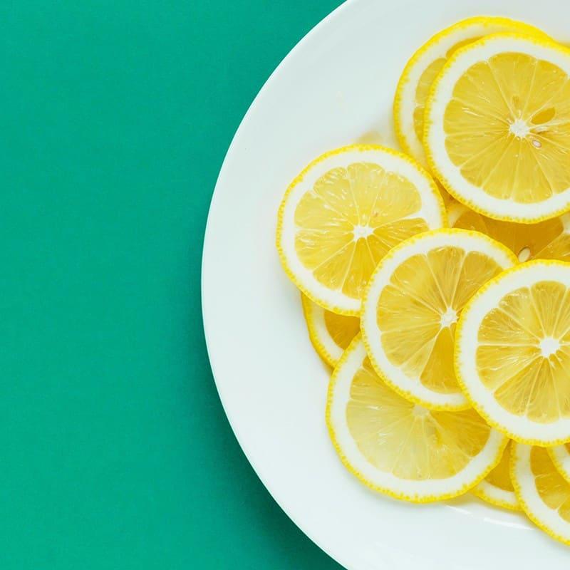 Citron - Parfum pour bougies