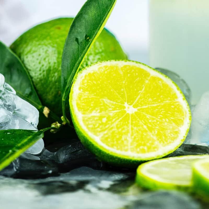 Citron et citron vert - Parfum pour bougies