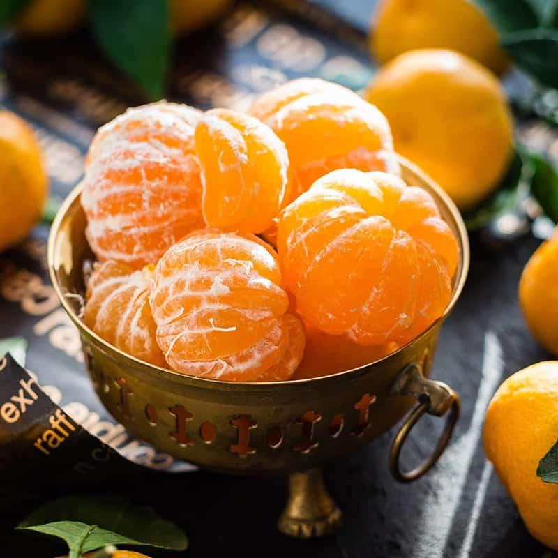 Mandarine - Parfum pour bougies