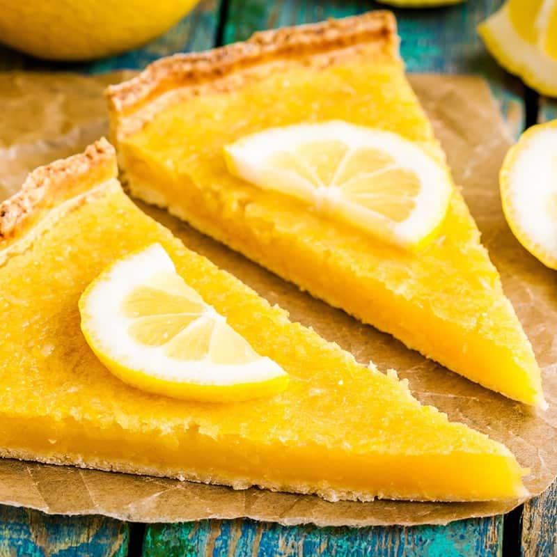 Tarte citron - Parfum pour bougies