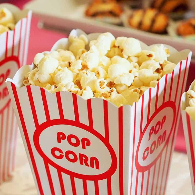 Pop corn - Parfum pour bougies