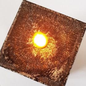 Cire de palme CRISTAL pour bougies moulées