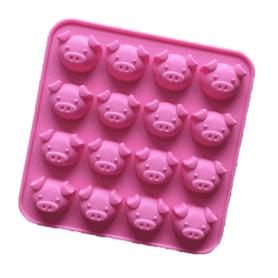 Moule silicone p'tits cochons