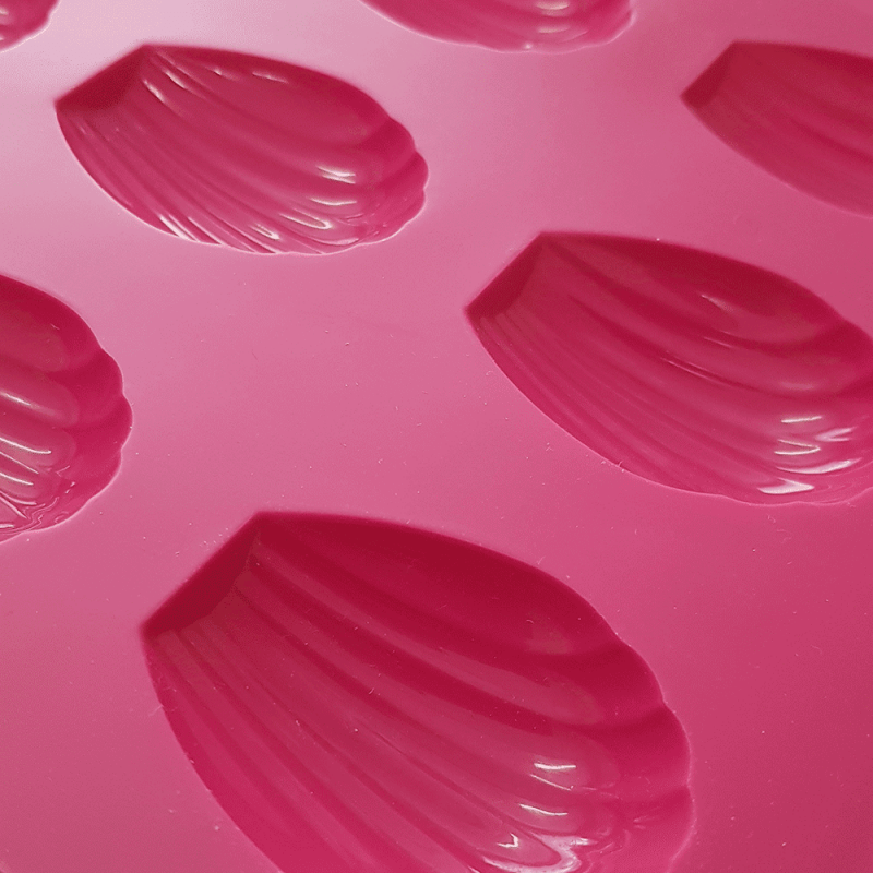 Moule silicone 12 madeleines