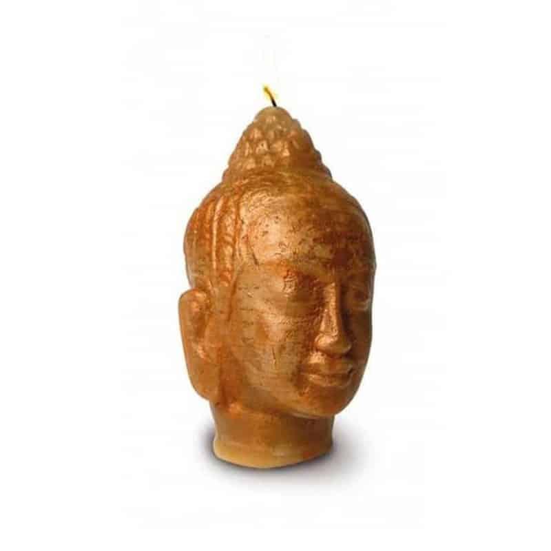 Bouddha - Moule en latex pour bougies