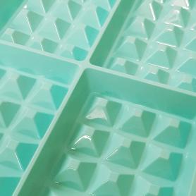 Moule silicone 4 gaufres